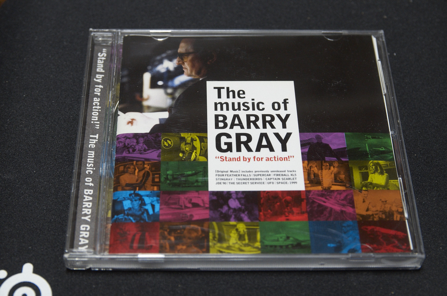 The music of BARRY GRAY