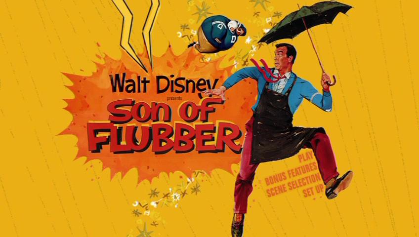 フラバァ続編(Son of flubber)