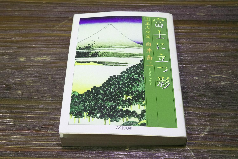 白井喬二の「富士に立つ影」[3](主人公篇)