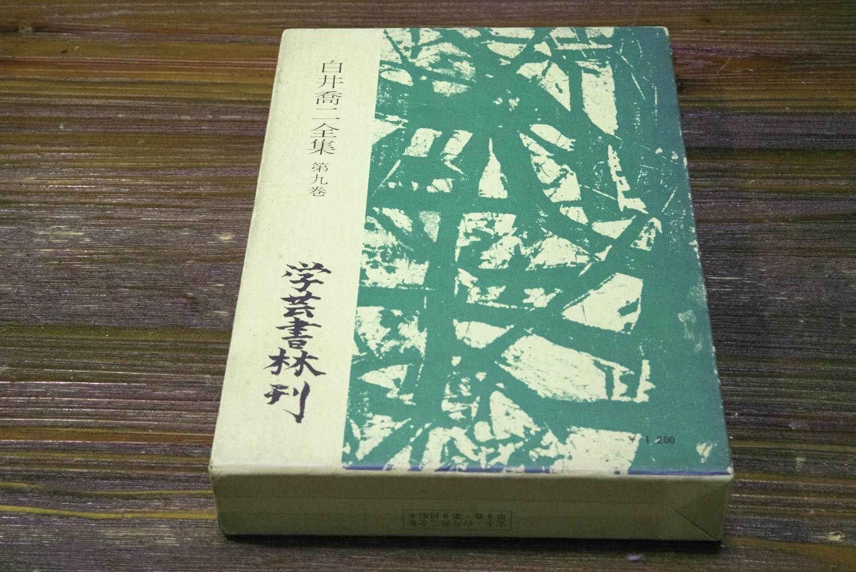 白井喬二の初期短篇(「寶永山の話」収録のもの以外)