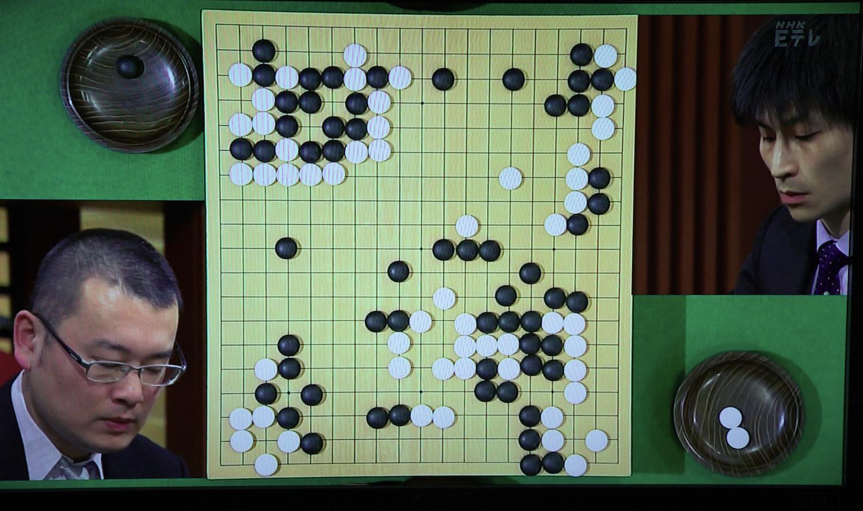 NHK杯戦囲碁 結城聡9段 対 張栩9段