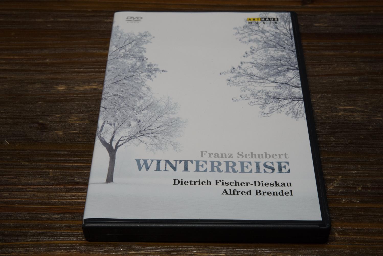フィッシャー=ディースカウとブレンデルの「冬の旅」(1979年、DVD)