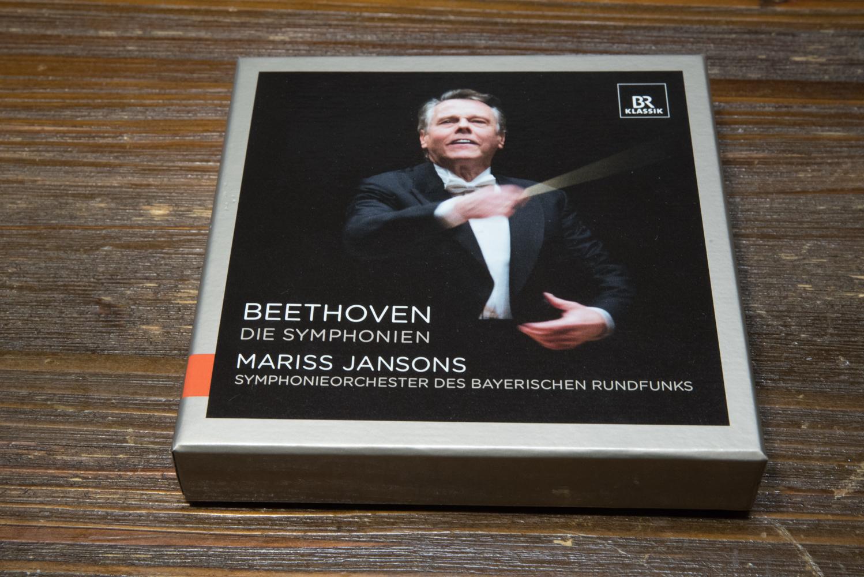 マリス・ヤンソンス指揮バイエルン放送響のベートーヴェン交響曲全集