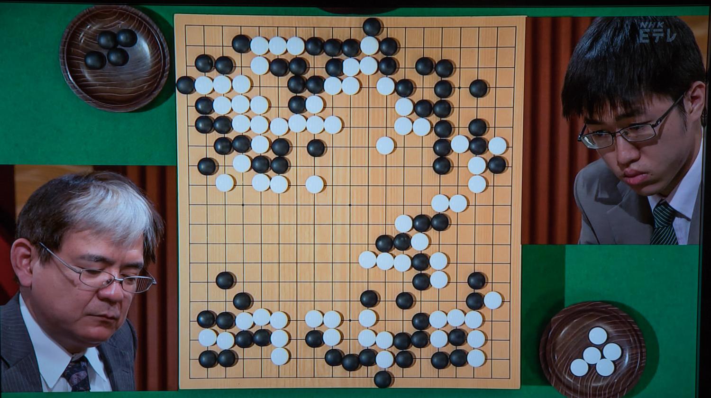 NHK杯戦囲碁 清成哲也9段 対 許家元4段
