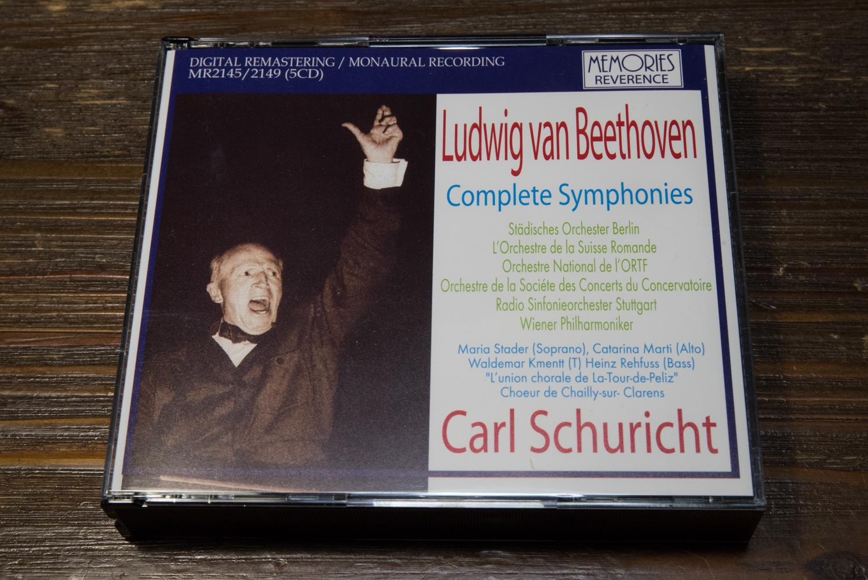 カール・シューリヒトのベートーヴェン交響曲全集