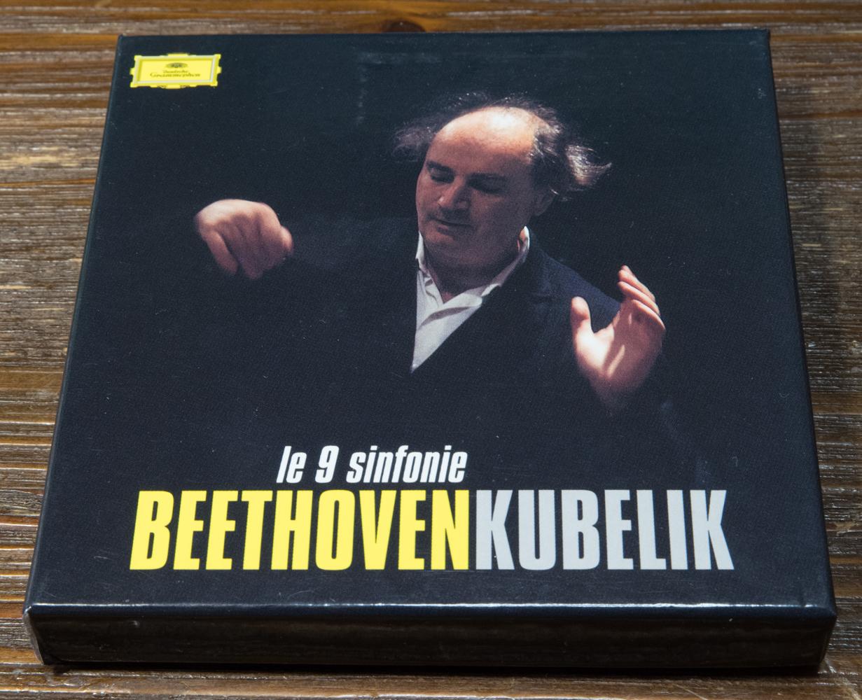 ラファエル・クーベリックのベートーヴェン交響曲全集