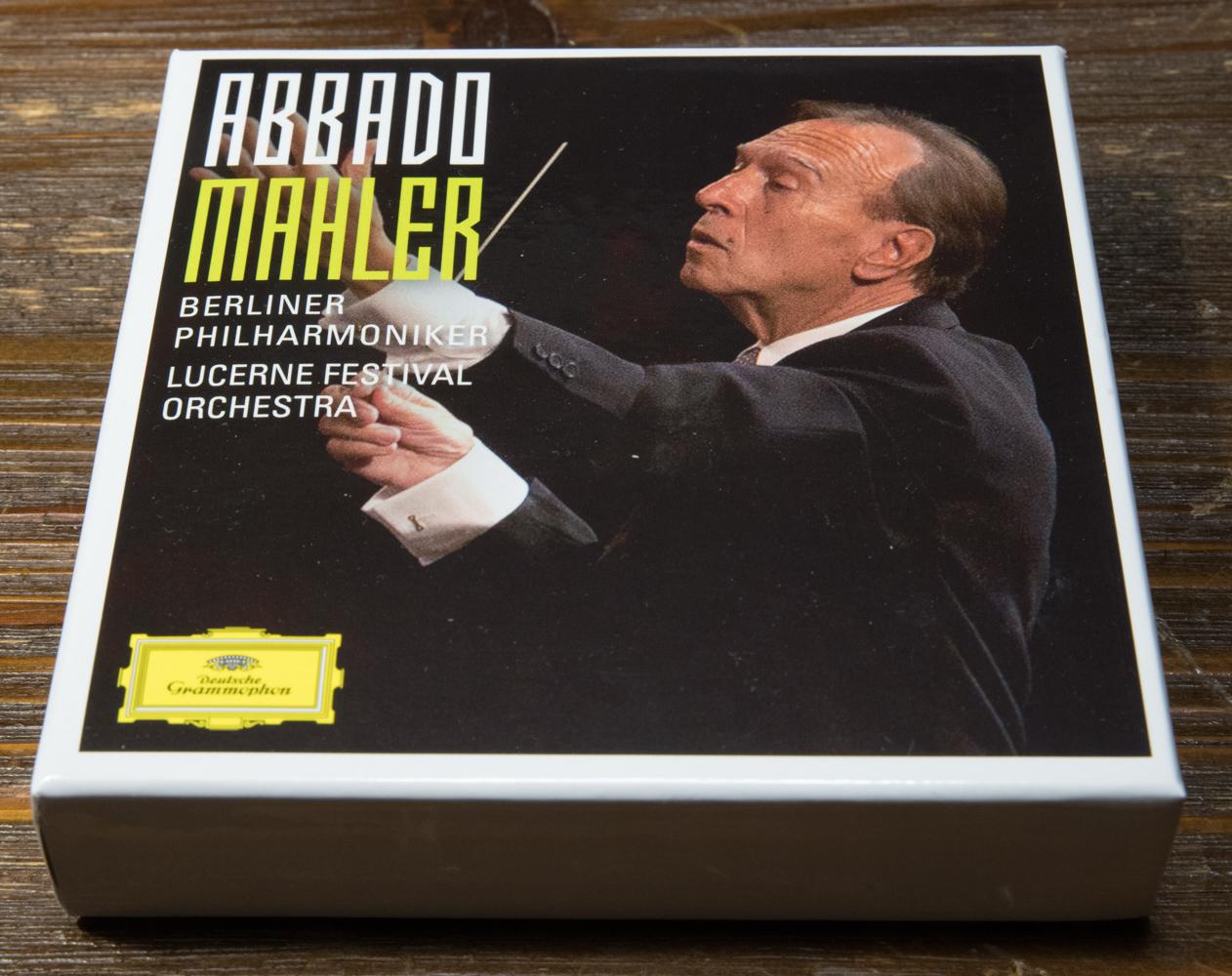 クラウディオ・アバドの2回目のマーラー交響曲全集