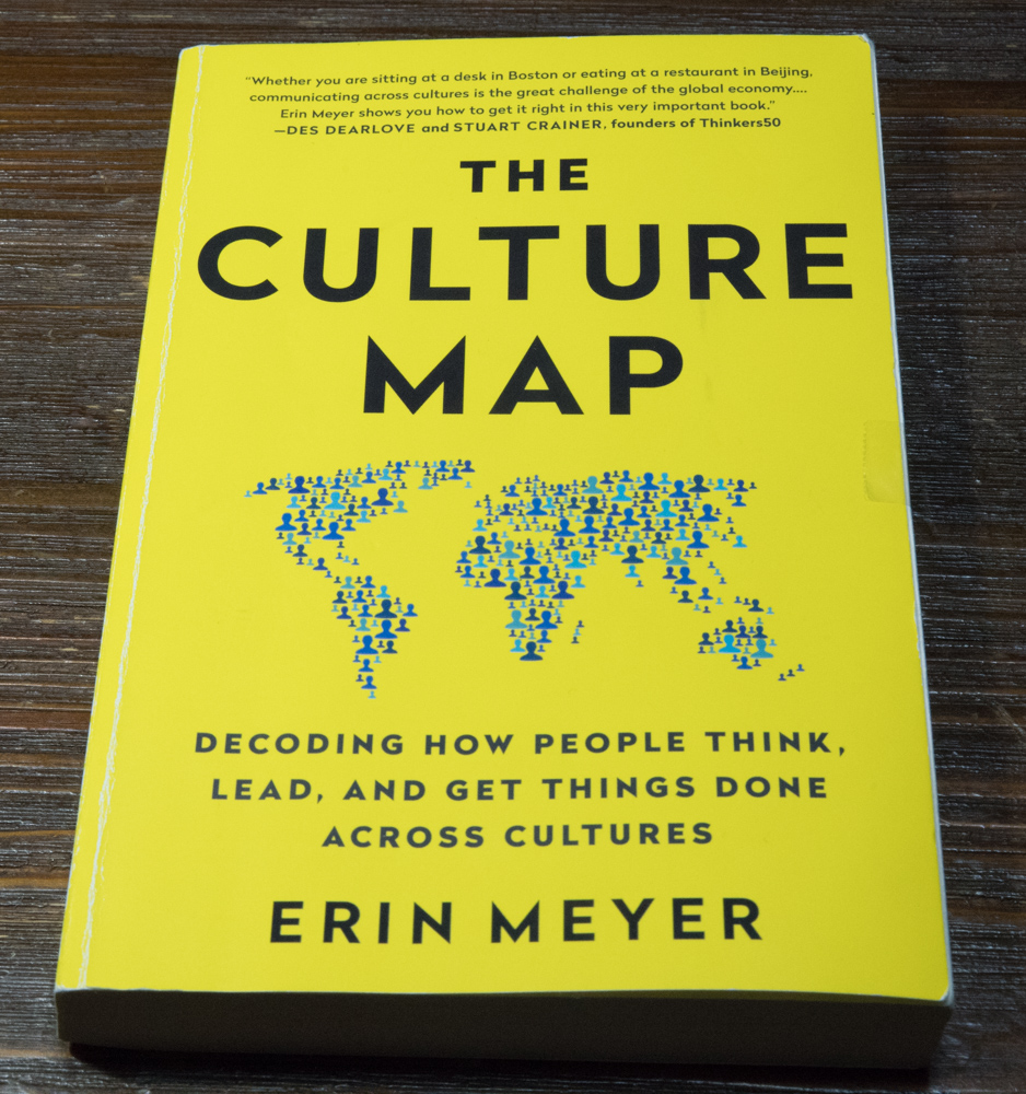 "Erin Meyerの""The culture map"""