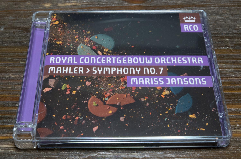 マリス・ヤンソンス指揮ロイヤルコンセルトヘボウ管弦楽団のマーラーの交響曲7番「夜の歌」