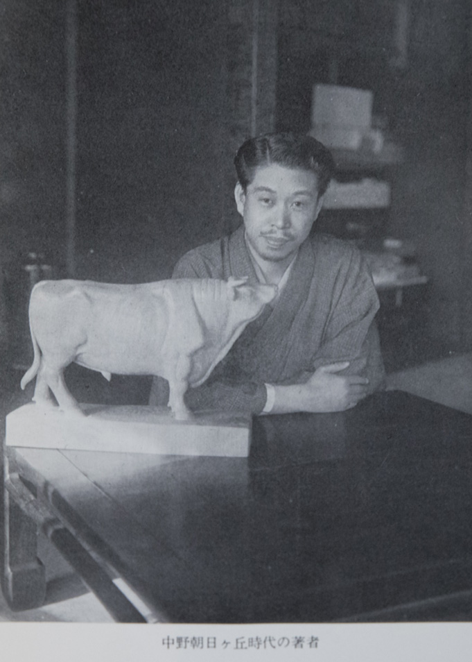 Public romance in Japan (5) --- The life of Kyoji Shirai and his works (1)