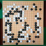 NHK杯戦囲碁 王銘エン9段 対 趙治勲名誉名人
