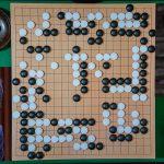 NHK杯戦囲碁 瀬戸大樹8段 対 六浦雄太7段