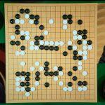 NHK杯戦囲碁 今村俊也9段 対 山城宏9段 (4月29日放送分)