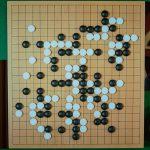 NHK杯戦囲碁 洪清泉3段 対 小林覚9段