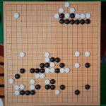 NHK杯戦囲碁 蘇耀国9段 対 上野愛咲美女流棋聖
