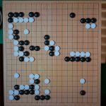 NHK杯戦囲碁 今村善彰9段 対 張豊猷8段
