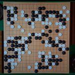 NHK杯戦囲碁 三村智保9段 対 呉柏毅4段