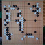 NHK杯戦囲碁 三谷哲也7段 対 姜ミ侯(ミヌ)2段