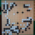 NHK杯戦囲碁 中野泰宏9段 対 李沂修8段