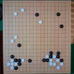NHK杯戦囲碁 結城聡9段 対 潘善琪8段
