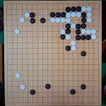 NHK杯戦囲碁 今村俊也9段 対 張栩9段