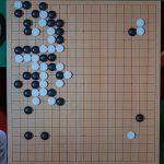 NHK杯戦囲碁 坂井秀至8段 対 井山裕太6冠王
