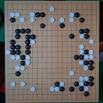 NHK杯戦囲碁 秋山次郎9段 対 河野臨9段