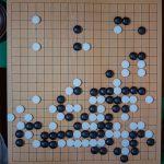 NHK杯戦囲碁 清成哲也9段 対 姜ミ侯(かん・みぬ)2段