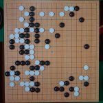 NHK杯戦囲碁 結城聡9段 対 山田規三生9段