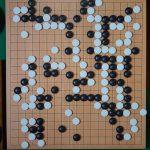 NHK杯戦囲碁 高尾紳路9段 対 小林覚9段