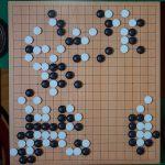 NHK杯戦囲碁 寺山玲5段 対 一力遼8段