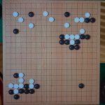 NHK杯戦囲碁 姜ミ侯3段 対 鈴木伸二7段