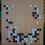 NHK杯戦囲碁 許家元碁聖 対 小林覚9段