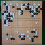 NHK杯戦囲碁 結城聡9段 対 井山裕太5冠王