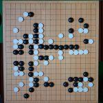 NHK杯戦囲碁 一力遼8段 対 余正麒8段