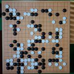 NHK杯戦囲碁 許家元碁聖 対 鈴木伸二7段