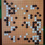 NHK杯戦囲碁 井山裕太5冠王 対 伊田篤史8段