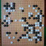 NHK杯戦囲碁 鈴木伸二7段 対 孫喆7段