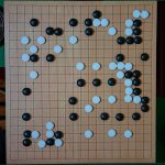 NHK杯戦囲碁 小林覚9段 対 六浦雄太7段