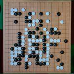 NHK杯戦囲碁 蘇耀国9段 対 結城聡9段