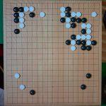 NHK杯戦囲碁 苑田勇一9段 対 富士田明彦7段