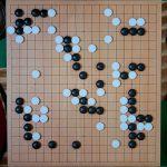 NHK杯戦囲碁 山田規三生9段 対 西健伸3段