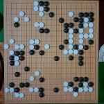 NHK杯戦囲碁 大西竜平4段 対 依田紀基9段