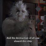 """原子力潜水艦シービュー号の""""The Abominable Snowman"""""""