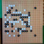 NHK杯戦囲碁 佐田篤史3段 対 上野愛咲美女流棋聖