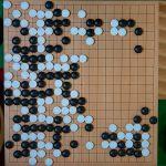 NHK杯戦囲碁 小池芳弘4段 対 鶴山淳志7段