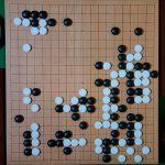 NHK杯戦囲碁 呉柏毅 5段 対 謝依旻6段