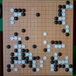 NHK杯戦囲碁 林漢傑8段 対 一力遼NHK選手権者
