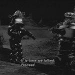 """宇宙家族ロビンソンの""""The War of the Robots"""""""