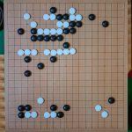 NHK杯戦囲碁 富士田明彦7段 対 藤井秀哉7段